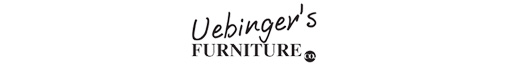 Uebinger's Furniture Co Logo